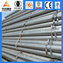 FORWARD STEEL round black ERW steel pipe tube for gas transfer