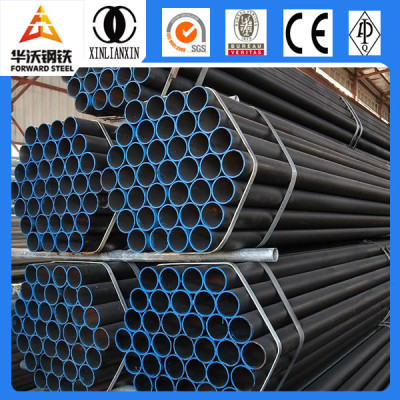 FORWARD STEEL API 5L round black ERW steel pipe steel tube for building material