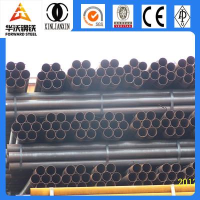 Welded steel schedule 40 black pipe