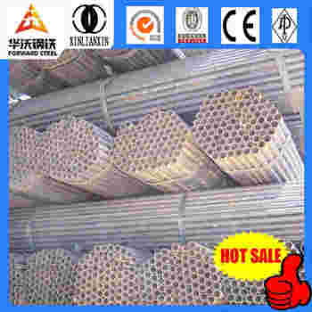 FORWARD STEEL round ERW tube steel pipes building material factory din st35.8 inner tueb8 mm steel tube