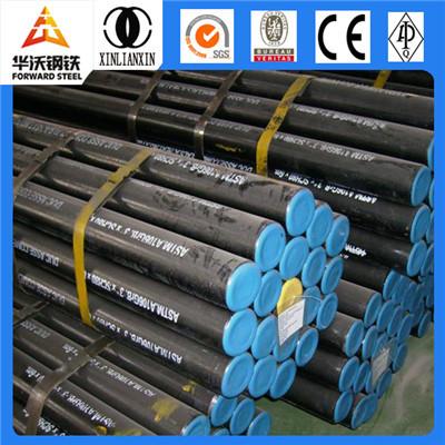 FORWARD STEEL ERW LSAW welded black round steel pipe , carbon steel pipe