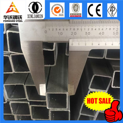 Customized square tube 20x20/ 80x80 steel square tube carbon steel pipe