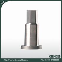 Wholesale precision machine spare part of fibre-optical in plasticmoldcompanies