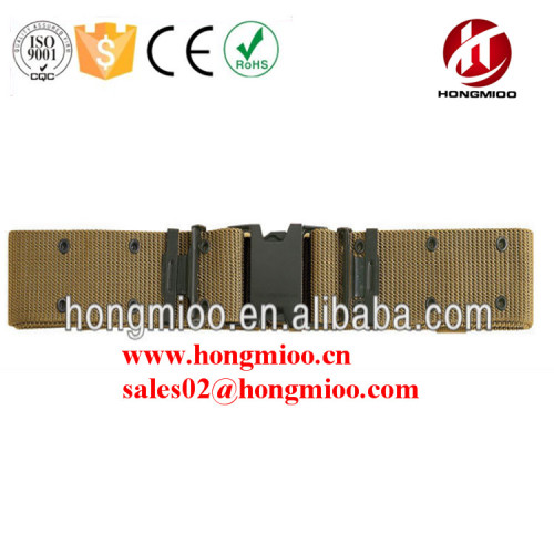 2017 China Manufacturer Factory Price Marine Corps Style Nylon Quick Release Pistol Military Belts