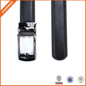 Top Quality Mens Automatic Click Leather Belts