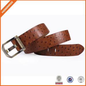 Classic Belt Mens Brown Leather Belt