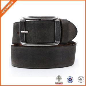 100% Factory Man Leather Waist Belt