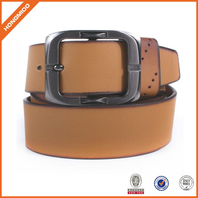 Top Quality Genuine Leather Belt for Display Stand