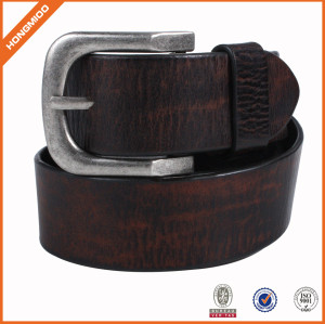 Competitive Price Genuine Men Leather Belts