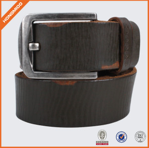 Topest Quality Full Grain Genuine Leather Belt