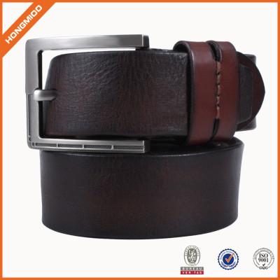 Hongmioo Men's Casual Leather Belt