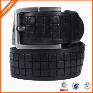 Competitive Price Black Waist Belt