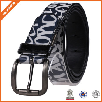 Hotsale Fashion Waist Belts Spilt Leather Belt With Zinc Alloy Buckle Unsex Belt