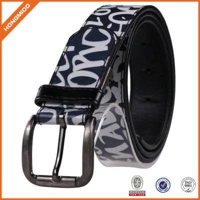 Hotsale Fashion Waist Belts Spilt Leather Belt With Zinc Alloy Buckle Unsex Belt