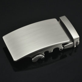 Fashion Metal Buckles Automatic Zinc Alloy Buckle For Men Belt