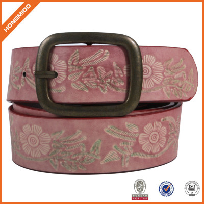 Factory Wholesale Fashion Leather Waist Belts