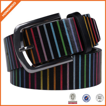 Cool Rubber Golf Belts for Men Adjustable Interchangeable Colors