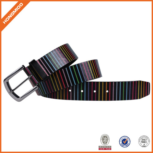 Cool Rubber Golf Belts for Men Adjustable Interchangeable Colors