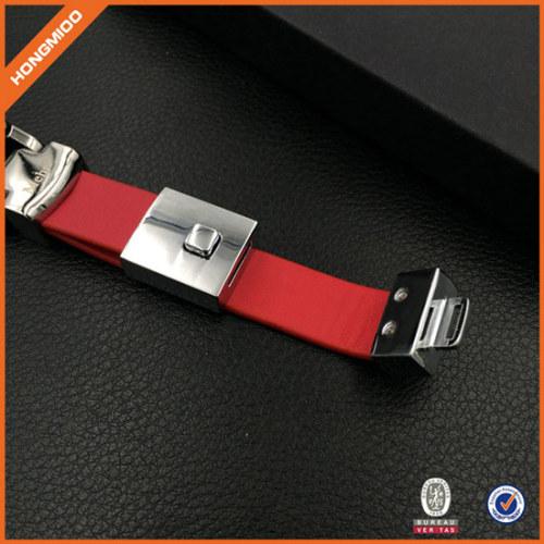Snap Hook Custom Key Chain/Leather Key Chain/Smart Metal Key Chain Holder