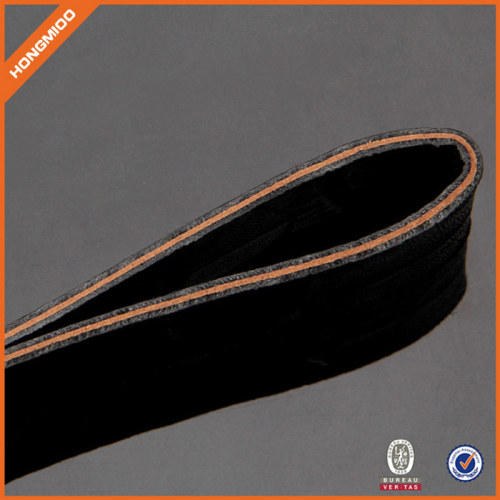 Snap Hook Custom Logo Genuine Leather Key Chain with Gift Box