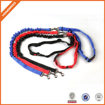 Fancy different color custom logo cord dog leash,round dog leash