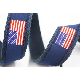 New Fashion Multi Colors Elastic Golf Sport Belt