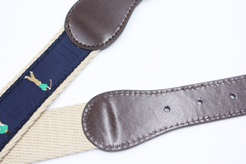 Belt Factory Multi Colors Elastic Golf Sport Belt