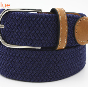Cheapest Price Multi Colors Elastic Golf Sport Belt