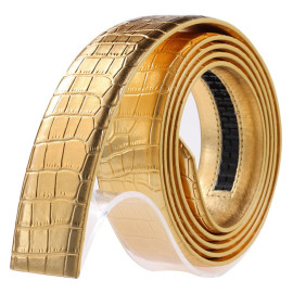 New Design Wholesale Mens Leather Belt Strap