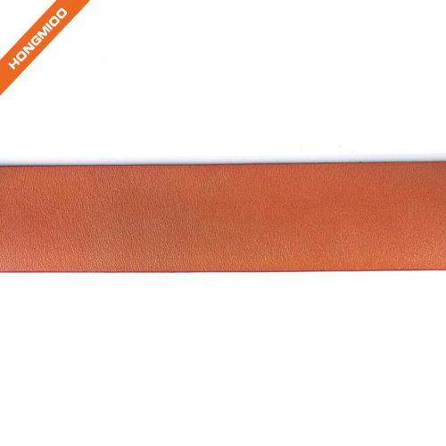 Hongmioo HT-011 Light Brown Full Grain Leather Heavy Duty Belt