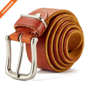 Hongmioo TB1728 Leisure Style Belt Wholesale Full Grain Leather Belts
