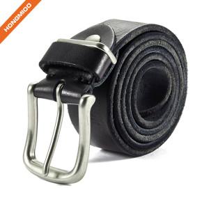 Hongmioo TB1728 Leisure Style  Wholesale Full Grain Leather Belts