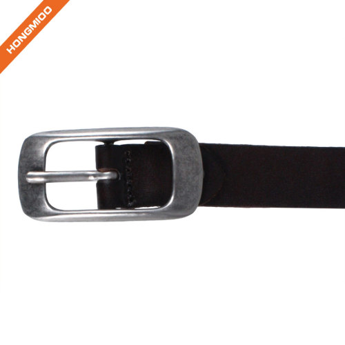 Hongmioo HT040 Wholesale High Quality New Style Genuine Full Grain Leather Belts for men