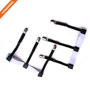 Shirt Stays Garters Adjustable Thigh Shirt Tuck Suspenders Keepers Holder for Men and Women