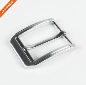 Manufacturer Custom Fashion Design Adjustable Metal Zinc Alloy Belt Buckle