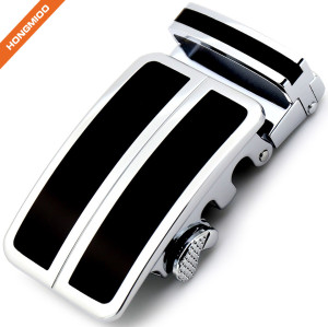 Men's Custom Color Removable Ratchet Belt Buckles For Causal Dressing