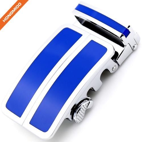 Men's Custom Color Removable Ratchet Belt Buckles For Causal Dressing