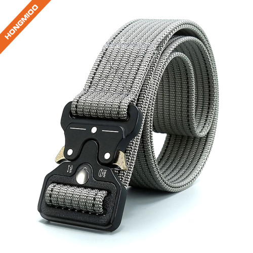 Leisure Style Custom Military Fashion China Belt Tactical For Mens