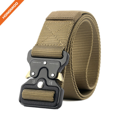 Wholesale Fabric Utility Belt For Man Without Holes