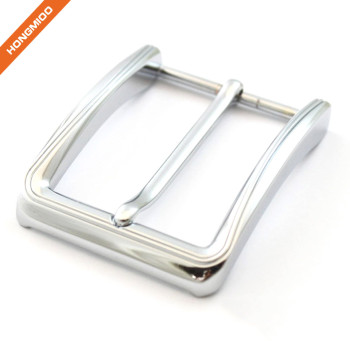 Classic Simple Custom Adjustable Metal Pin Buckle for Belt