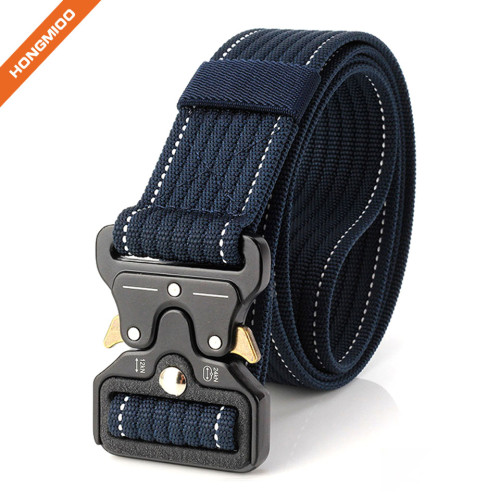 Tactical Military Dress Belts With Cobra Buckle
