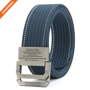 Wholesale Customized Good Tactical Nylon Belt For Men