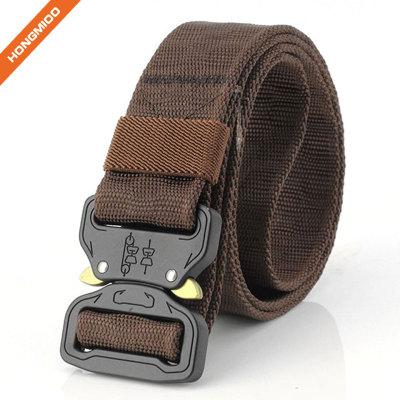 Tactical Equipment Dress Belt Heavy Duty For Men