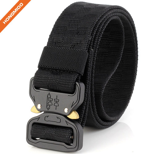 Tactical Equipment Dress Belt Heavy Duty For Men