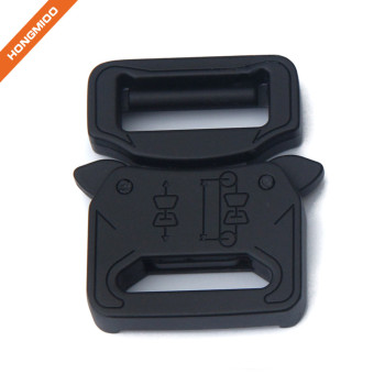 Hongmioo Black Metal Alloy Outdoor Tactical Belt Buckle