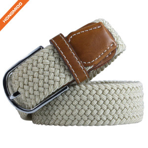 Custom Logo Outdoor Alloy Buckle Tactical Polyeater Belt