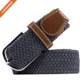 Hongmioo Cheap Unisex Strong Elastic Outdoor Fashion Belts