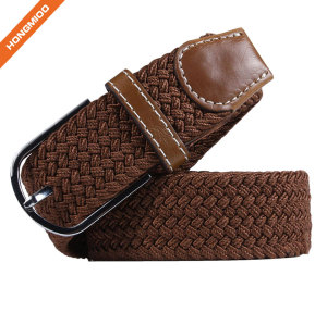 Most Welcome Elastic Braided Waist Belts For Male