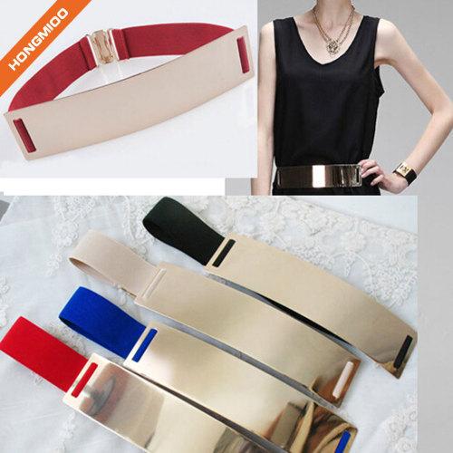 New Products Personality Women Fashion Metal Belt