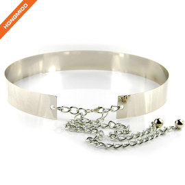 Hot Products Silver Color Metal Belt For Male